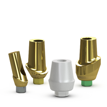 Picture for category Esthetic/Cementable Abutments