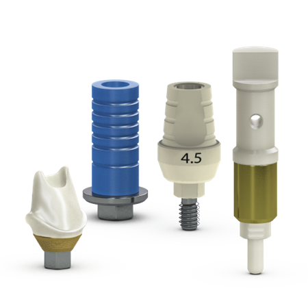 Picture for category UCLA & CAD/CAM Abutments